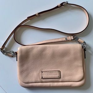 Marc by Marc Jacobs Blush Pink Crossbody